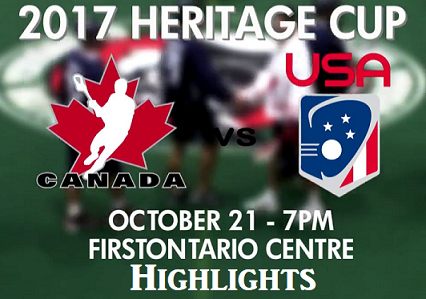 Heritage Cup 2017 Recap and Highlights