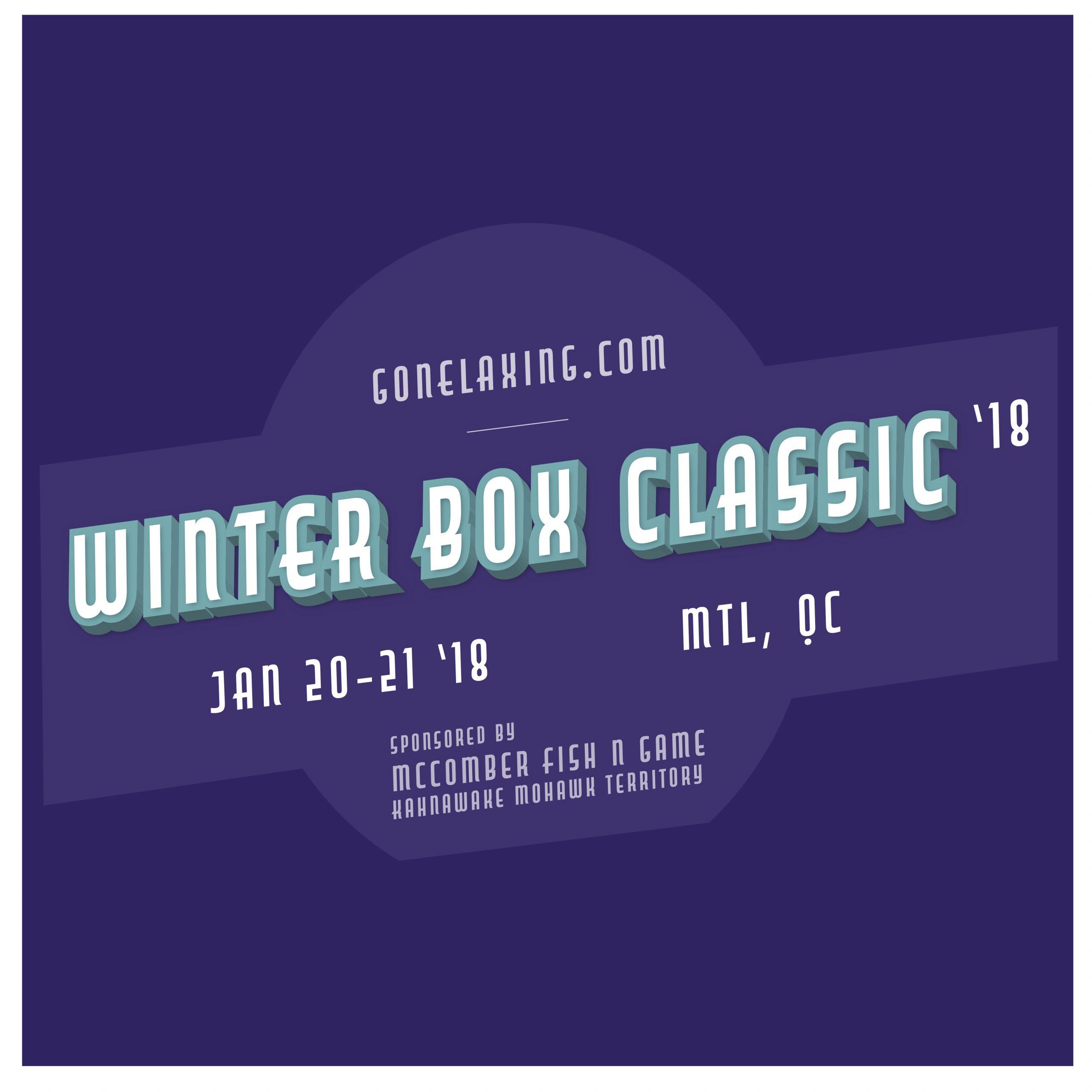 """Montreal Winter Box Classic 2018 – Battle for 'La Coupe"""""""