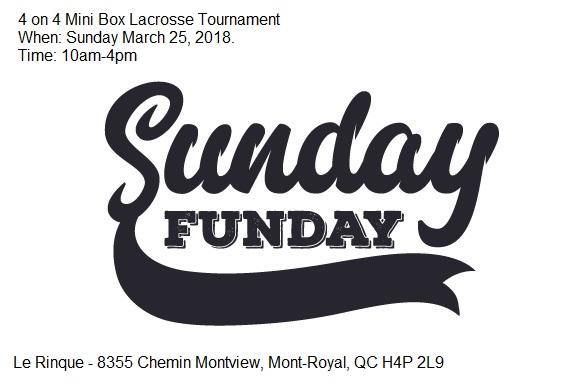 Lax Sunday Funday
