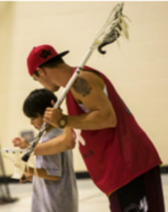 LaxLife Box Lacrosse Camp