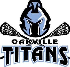 Oakville Titans - Ontario Series Lacrosse