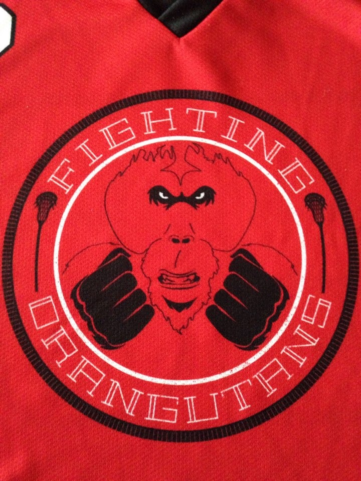 Fighting Orangutangs