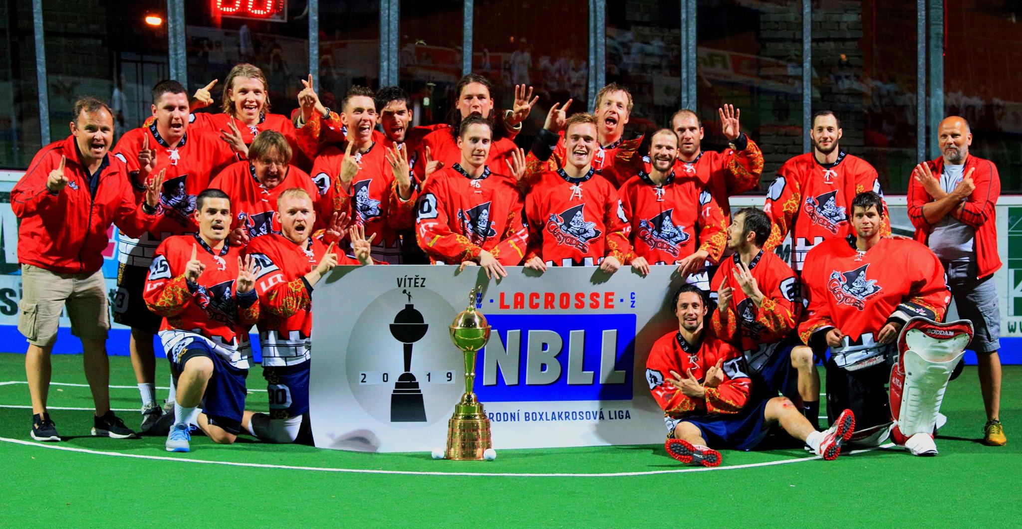 National Box Lacrosse League