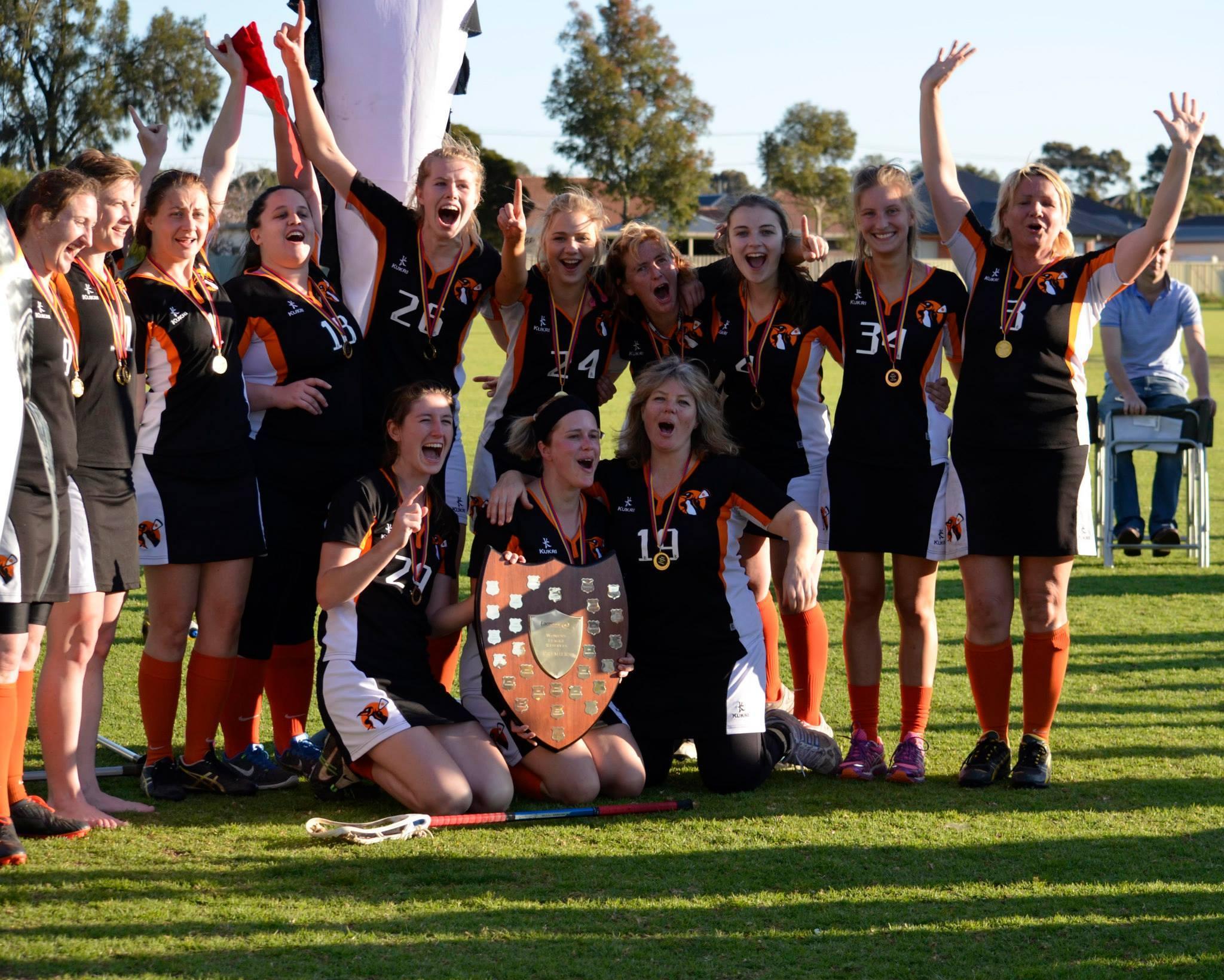 Adelaide University Lacrosse Club