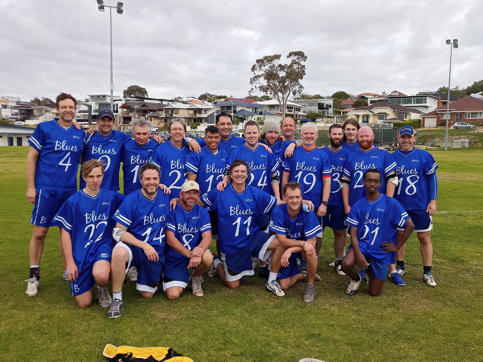 East Fremantle Lacrosse Club