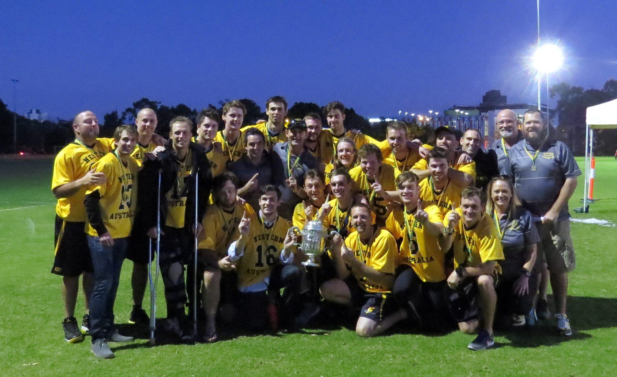 Lacrosse Western Australia