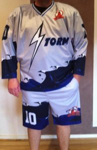 Victoria Box Lacrosse League