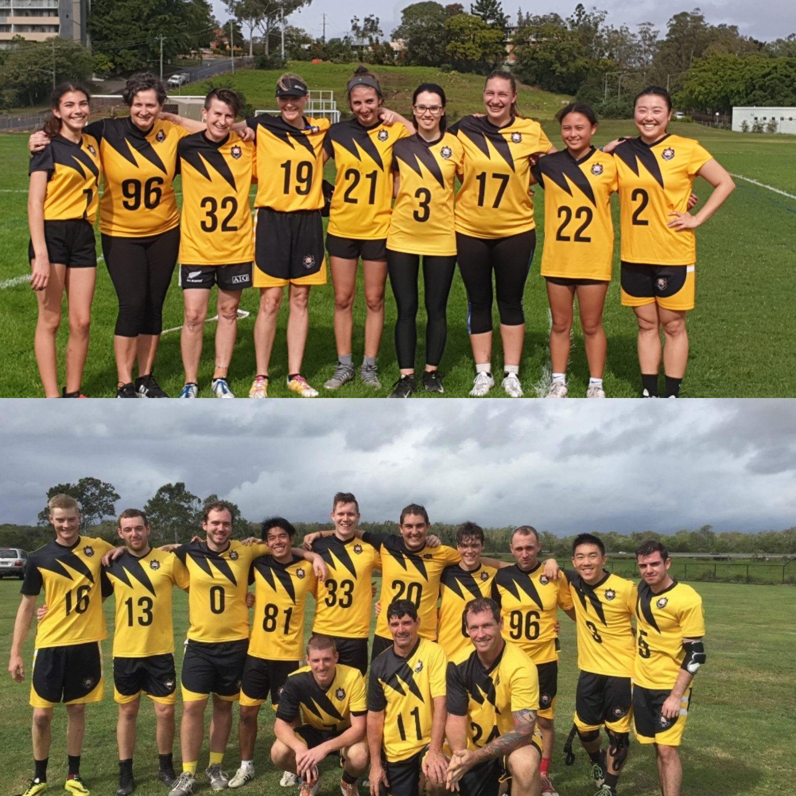 Brisbane Eagles Lacrosse Club