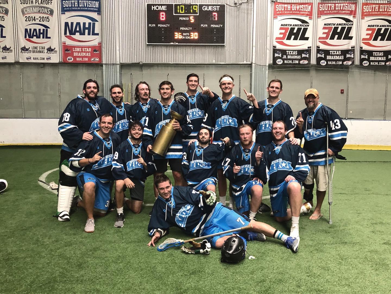 Dallas Box Lacrosse League